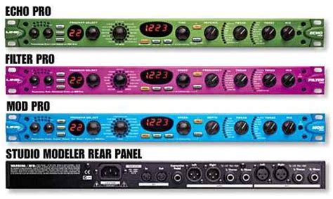 rack bass effekte musiker board