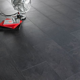 Colours Harmonia Black Slate Tile Effect Laminate Flooring