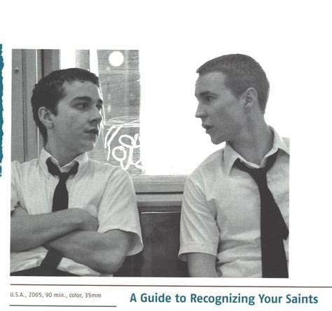 News A Guide To Recognising Your Saints by A Guide To Recognizing Your Saints
