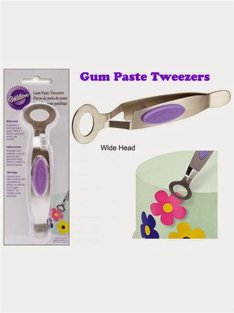 Spuit Wilton No 125 wilton gum paste tweezers wide rp 125 000
