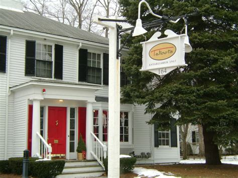 Open Doors Hingham by Why The Store With The Bright Door Came To