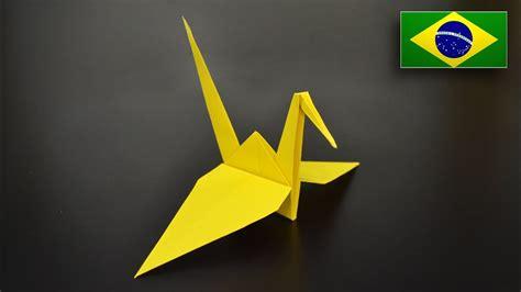 Tsuru Origami - origami tsuru instru 231 245 es em portugu 234 s br