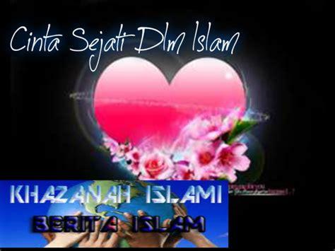 cinta sejati  islam