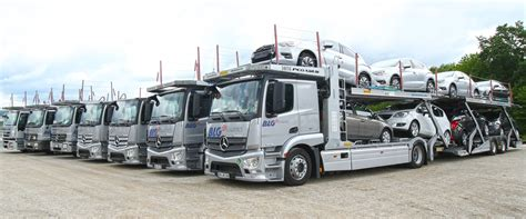 Auto Spedition by Autotransport Autologistik Wensauer Fahrzeug Logistik