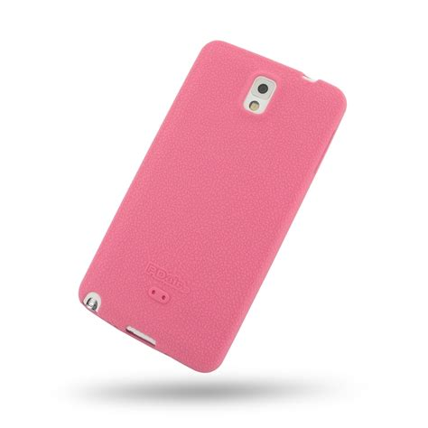 Softcase Samsung Note 3 samsung galaxy note 3 luxury silicone soft pink pdair 10