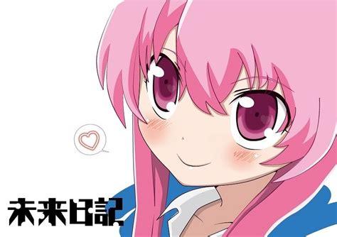 imagenes de yuno gasai kawaii gasai yuno mirai nikki image 1042287 zerochan anime