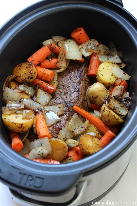 slow cooker pot roast cincyshopper