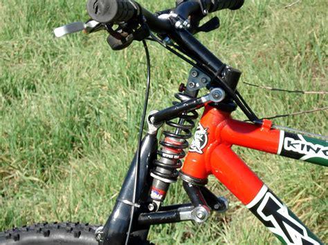 Home Design Guys norman hossack builds a mountain bike suspension