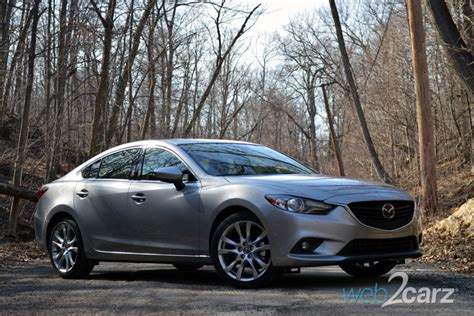 mazda online payment 2015 mazda6 grand touring review web2carz