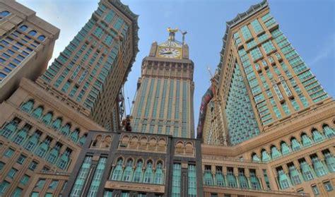 Obras Malam 10 hoogste gebouwen 2 abraj al bait toren bouwalmanak nl
