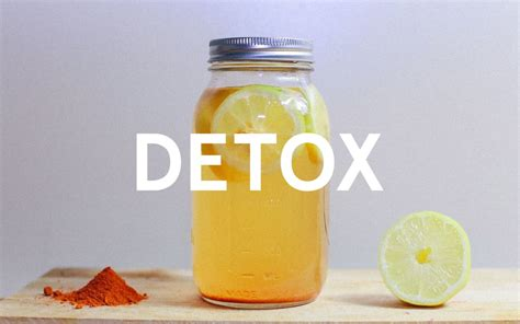 How Do Detox Products Work by Do Detox Drinks Actually Work Potent