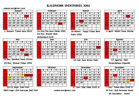 Kalender 2010   Senoan