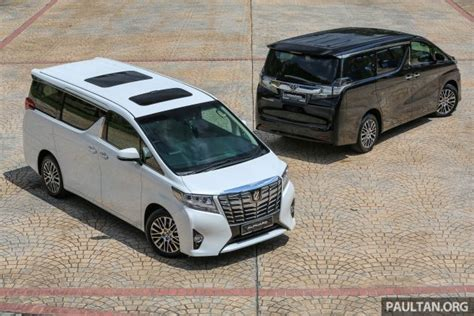 Toyota Alphard 2 5 X 2016 gallery 2016 toyota alphard 3 5 and vellfire 2 5