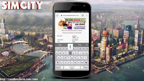 simcity buildit android hile mod simcity buildit hack cheatmod add 999999 simcash
