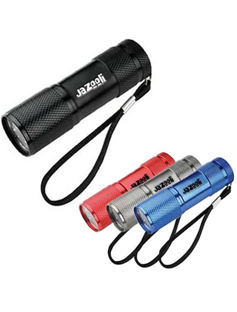 Led Mini Torch bright 9 led mini torch flashlight light ebay