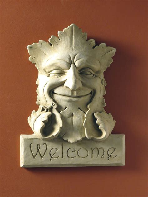 Garden Smile Welcome    Carruth Studio: Waterville, OH