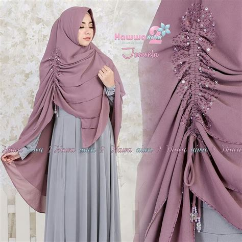 Pola Khimar 30 Best Khimar Syar I Images On Clothes