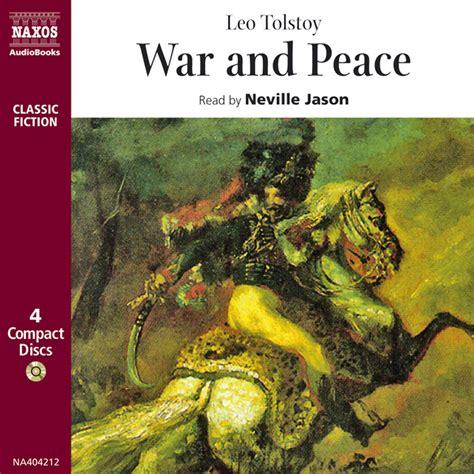 theme music war and peace war and peace abridged naxos audiobooks