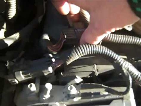 how to clean rubber sts changing the spark plugs on the northstar engine how to