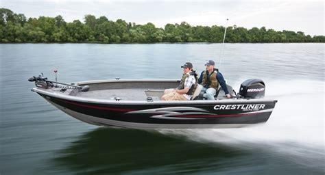 lund boats vs crestliner research 2012 crestliner boats 1650 pro tiller on