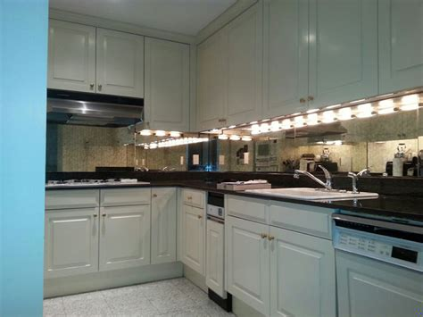 kitchen backsplash mirror glass repair installation gallery glass