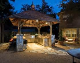 Ideas For Outdoor Kitchens by 40 Outdoor Kitchen Ideas Designs 2017 2018 Decorationy