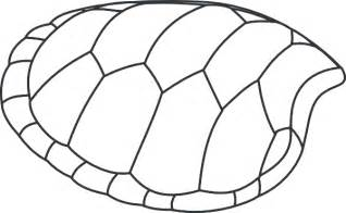 Turtle Shell Template by Turtle Shell Coloring Page Coloring Pages