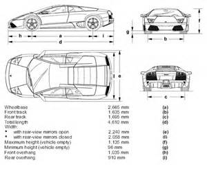 Lamborghini Chassis Plans Lp640 Dimensions Photo By V12 Runner Photobucket