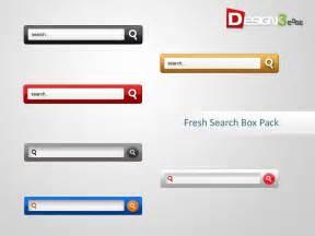 search design fresh search box pack design3edge com