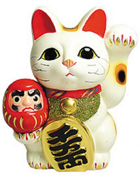 Maneki Neko Fortune Cat the maneki neko lucky cat