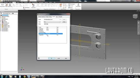 What Is Auto Desk by Autodesk Inventor Iproperties
