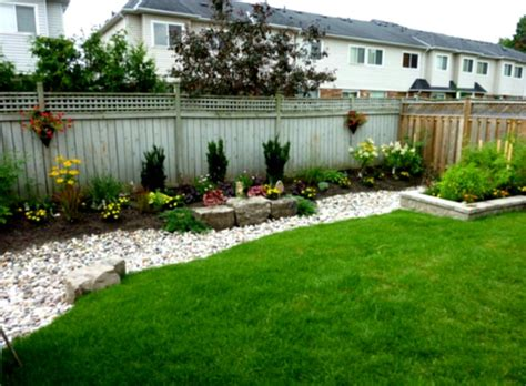 ideas for backyard landscaping on a budget simple landscaping ideas backyard for contemporary home