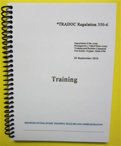 Tradoc Regulation 350 6 | related keywords suggestions for tradoc 350 6 2014