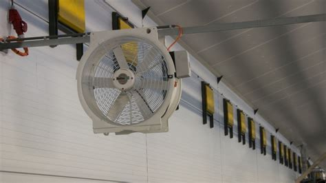 poultry house ventilation fans vostermans ventilation inc poultry