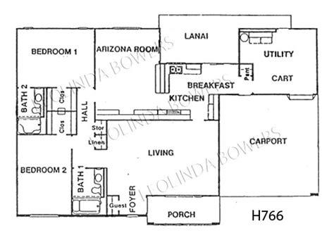 sun city west az floor plans sun city west annapolis model floor plan