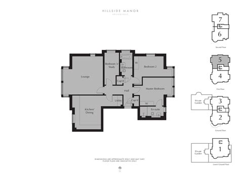 hillside floor plans hillside floor plans house plans built into hillside house