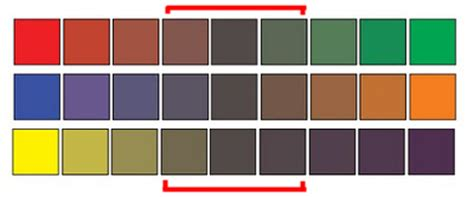 grey complimentary colors comd class 19 chromatic gray color studies graphic