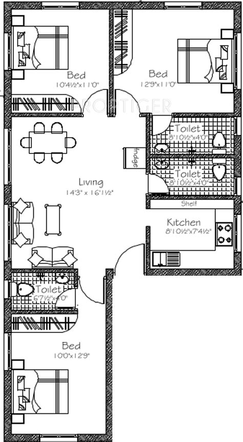 mayflower floor plan mayflower in poonamallee chennai price location map floor plan reviews proptiger