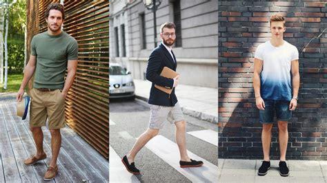 Sepatu All Yang Pendek tips dan cara memakai celana pendek pria yang keren