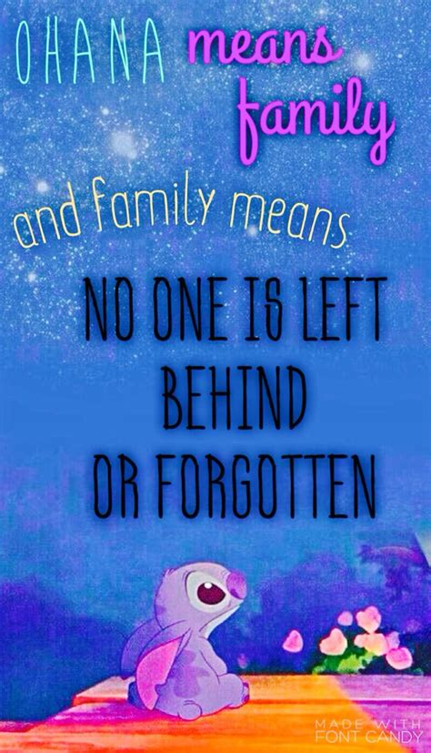 Family Live Wallpaper Iphone ohana means family disney iphone wallpaper wallpapers in