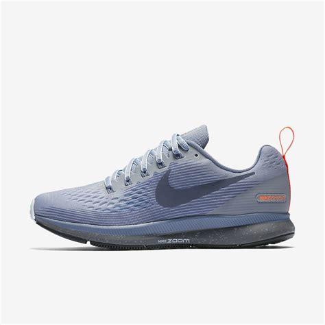 Sepatu Running Nike Air Zoom Pegasus Wmns 34 880560 001 Lari Ori Bnib nike air zoom pegasus 34 shield s running shoe nike