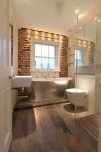 brick bathroom kitchens bathrooms pinterest