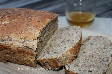 pane integrale in casa pane integrale