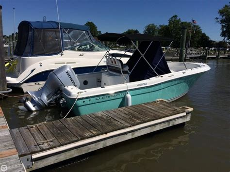 boat transport baltimore md 2017 clearwater 2200cc baltimore maryland boats