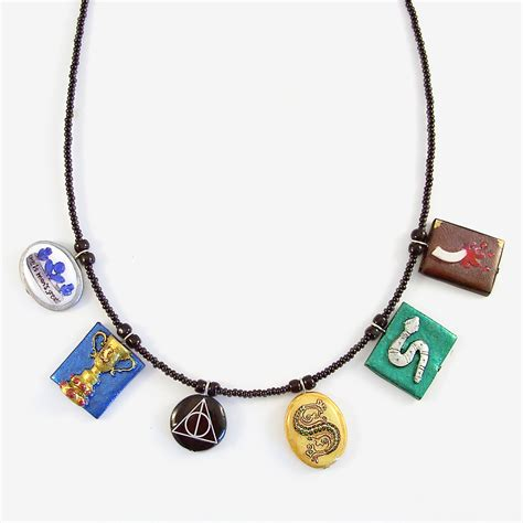 harry potter s quest for 6 horcruxes necklace on luulla