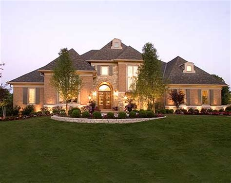 luxury european house plans luxury european house plan 39201st 1st floor master