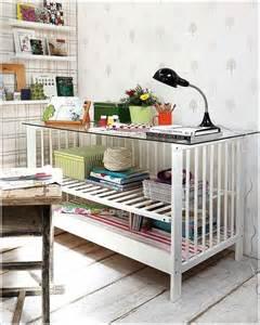 Repurpose Baby Crib Fab Diy Furnitures From Repurposed Baby Cribs8