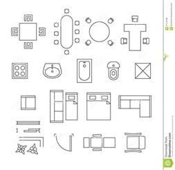 Kitchen Symbols For Floor Plans for bathroom floor plan symbols www on kitchen floor plan symbols