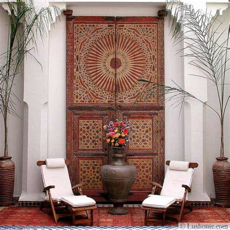 Ideas For Moroccan Interior Design 20 Moroccan Decor Ideas For And Glamorous Outdoor Rooms