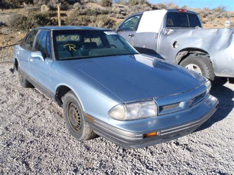 books about how cars work 1992 oldsmobile 88 engine control auto auction ended on vin 1g3hy53l6nh317885 1992 oldsmobile 88 royale in reno nv